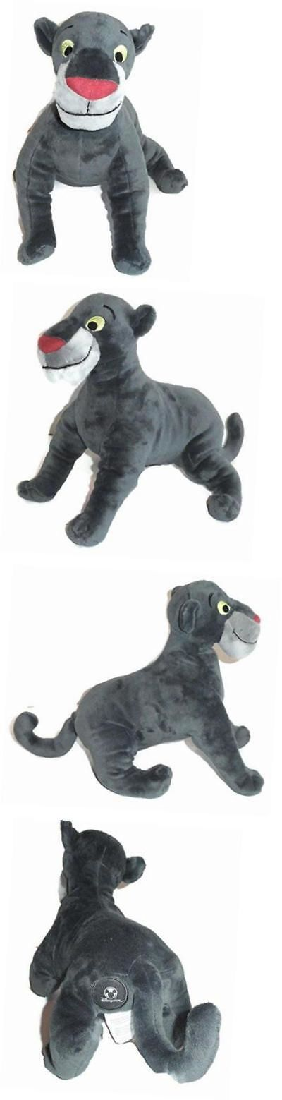 Jungle Book 158765: Disney The Jungle Book 12 Bagheera Plush Doll -> BUY IT NOW ONLY: $40.31 on eBay!
