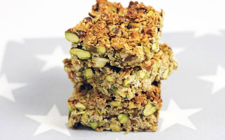If you're trying to stick to a sugar-free diet, try these healthy flapjacks   created by The Detox Kitchen