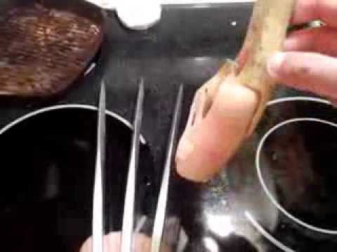 Wolverine Claws quick tutorial overview - make your own Wolverine claws for $25
