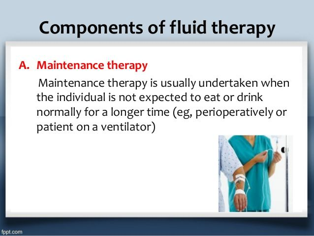 Iv fluid therapy (types indications doses calculation ...
