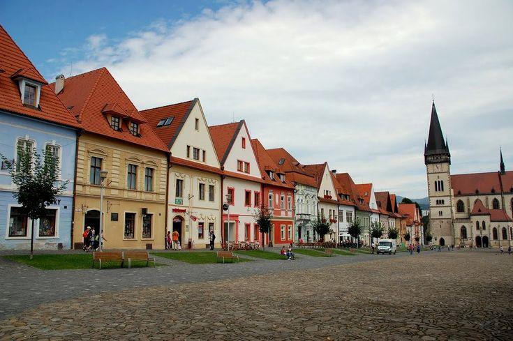 Bardejov Slovakia   Vacationing in Slovakia