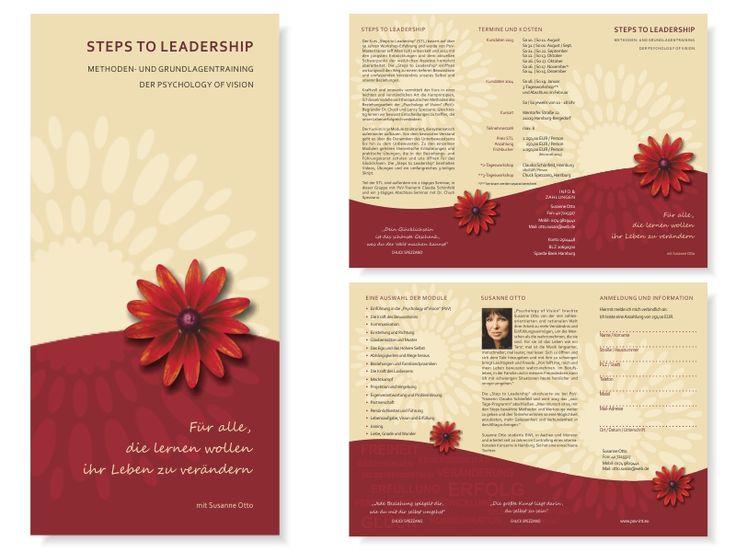 Folder   DIN lang   6-Seiter   Außenseite und Innenteil