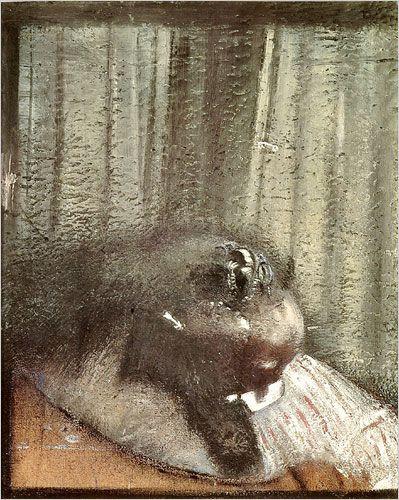 Francis Bacon, Suddenly Fresh - The New York Times > Art & Design > Slide Show > Slide 3 of 7 francis bacon paintings  plastic arts, visual arts, fine arts, art, black