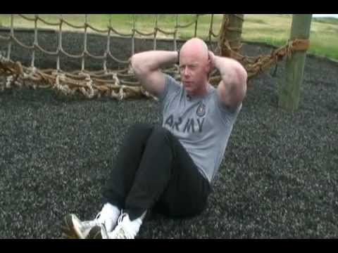 """Different ways and """"how to"""" on sit ups"""