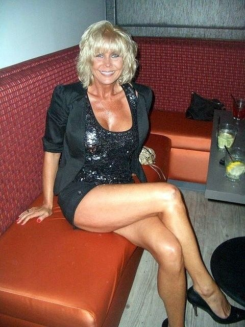 Mature blond milf tubes-7789