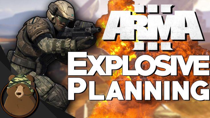 Arma 3 Halo Mod  Explosive Planning