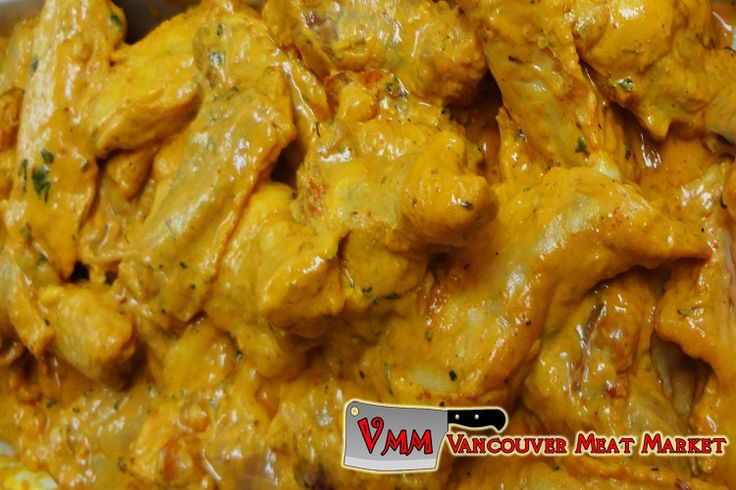 Honey Garlic Chicken Wings at Vancouver Meat Market