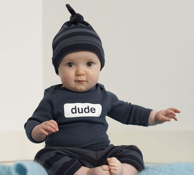 If I had a baby it would wear this shirt non-stop regardless of gender... because its awesome :)