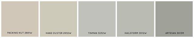 15 Shades of Gray: Top 5 Kwal/Frazee Paint Shades of Gray