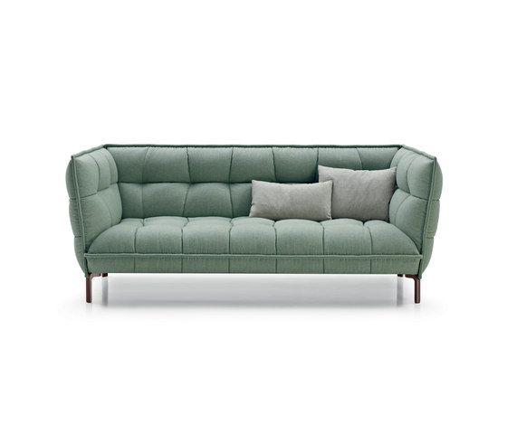 b b italia husk sofa deze husk is een bank waar je niet. Black Bedroom Furniture Sets. Home Design Ideas