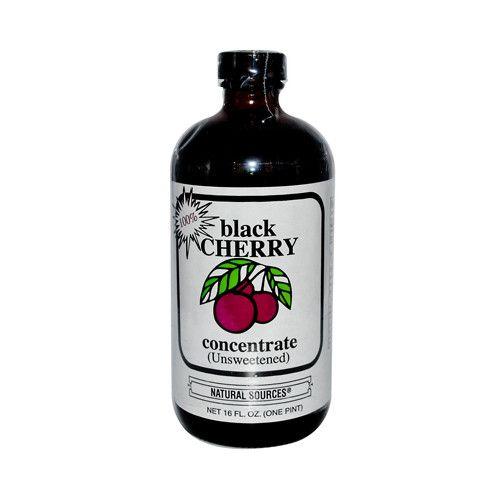 Natural Sources Black Cherry Concentrate - 16 fl oz