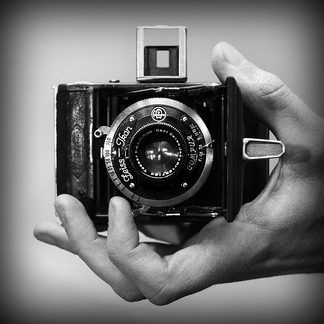 1000 Ideas About Old Cameras On Pinterest Vintage