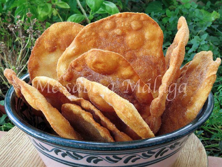 En esta entrada al blog os voy a explicar cómo se hace uno de los dulces más típicos del precioso pueblo de Casares, las tortas fritas....