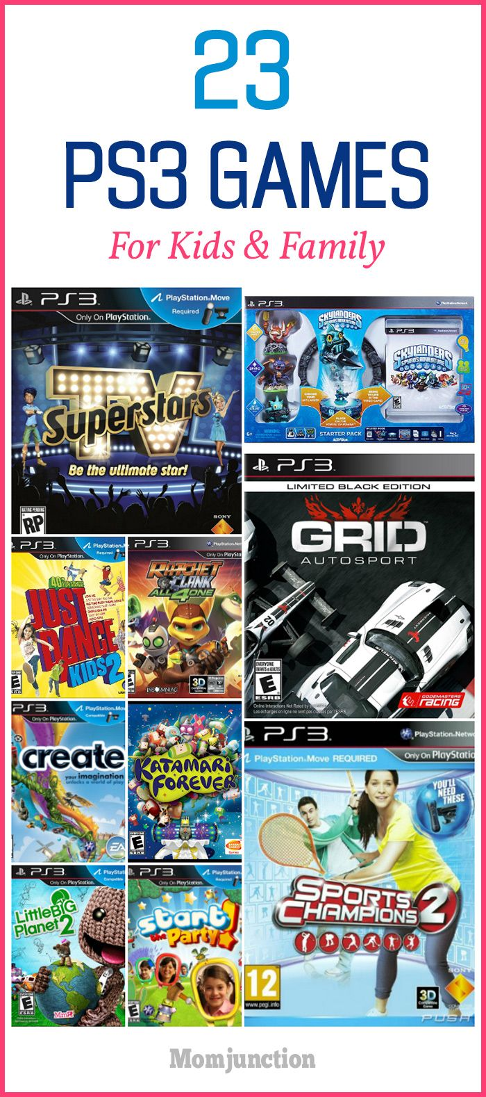 Fun Games For Ps3 : Best kids fun ideas images on pinterest