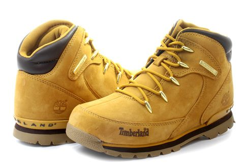 Timberland Boty - Euro Rock Hiker - 3090R-WHE