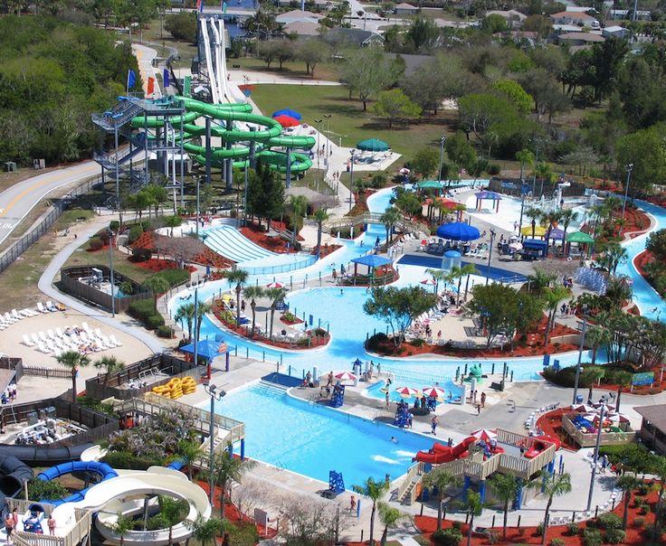 Florida mit Kindern Sun Splash Wasserpark