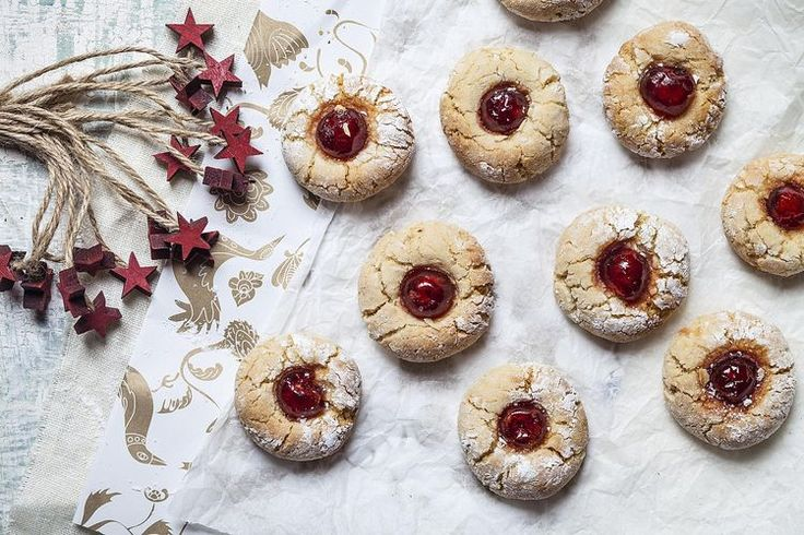 Easy Thumbprint Cookies Recipe