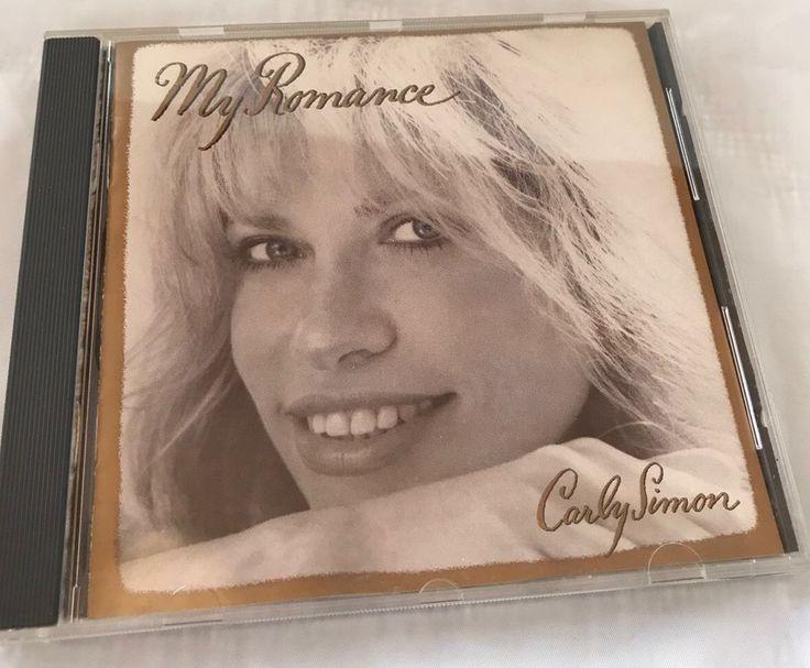 Carly Simon CD My Romance 1990 Arista Records 12 Songs EUC  | eBay