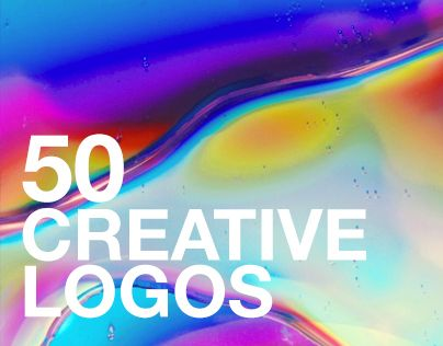 """Check out this @Behance project: """"50 Creative Logos"""" https://www.behance.net/gallery/41225783/50-Creative-Logos"""