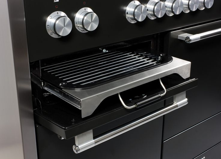 The robust Mercury dual element grill has been beautifully styled and designed to offer adjustable heights with an extendable gliding tray.