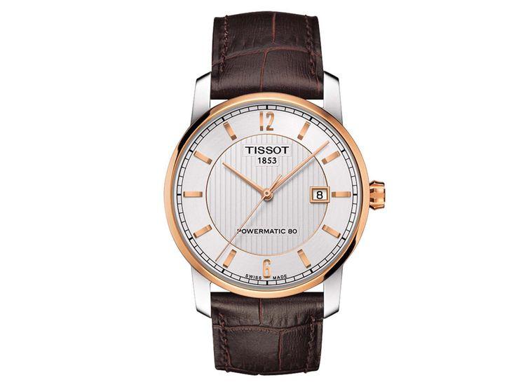 Reloj Titanium Automatic para Caballero Tissot