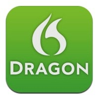 Dragon Dictation is an easy-to-use voice recognition application powered by Dragon that allows you to easily speak and instantly see your text or email messages. In fact, it's up to five times faster than typing on the keyboard.
