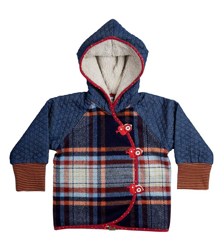 Wilderness Jacket, Oishi-m Clothing for kids, Winter 2017, www.oishi-m.com