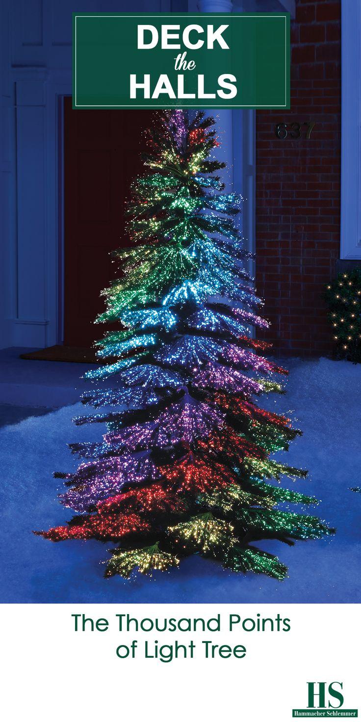 Hammacher Schlemmer Christmas Tree