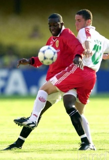 Partidos Historicos: Mundial de Clubes 2000 | MANCHESTER UNITED 1-1 NECAXA...  Hernan Vigna polifuncional jugador argentino.