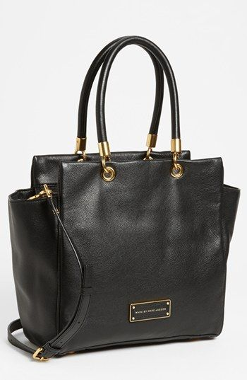 MARC BY MARC JACOBS 'Too Hot To Handle - Bentley' Leather Tote   Nordstrom