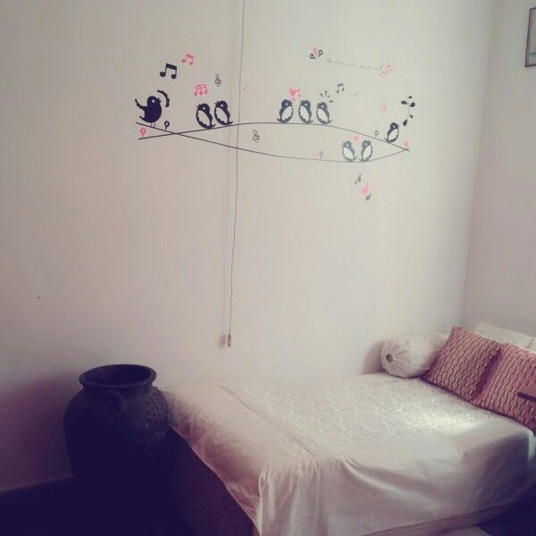 #Redecorated Room# Optimizing Small Space