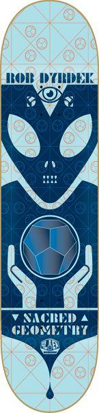 Alien Workshop Deck