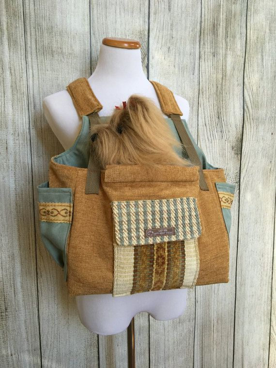 Pet Carrier-Dog Carrier Medium by HIPPYHOUNDDesigns on Etsy