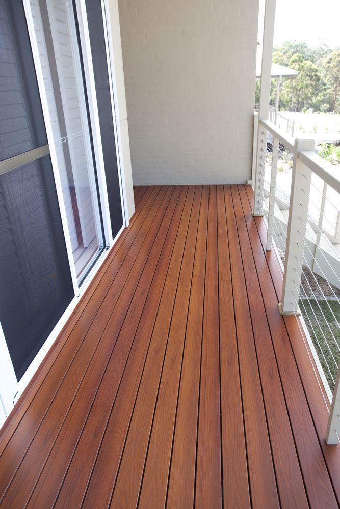 DecoDeck Western Red Cedar. Naturally beautiful Australian made, Super Durable, low maintenance decking. Timber look aluminium. #decodeck #deck #decking #westernredcedar #cedar #timber #aluminium