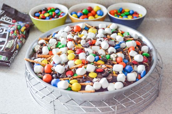 ... Baking with M&M's, Baking with Chocolate, Holiday Pie ideas