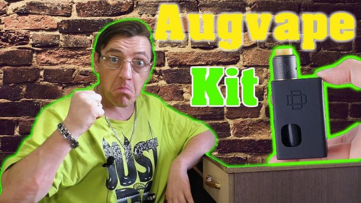 Augvape Druga Squonker Kit |Russian review|/MaxVBar/