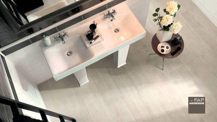 DOCKS collection FAP ceramiche - wooden style ceramic floor tiles