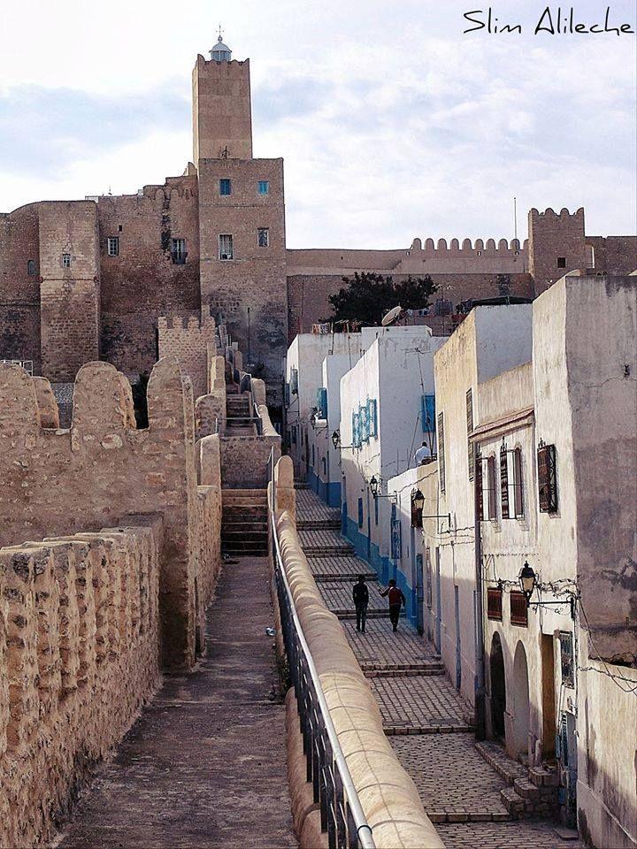 Medina of Sousse <3 Tunisia