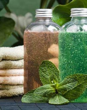 TU SALUD: Crea tu propio shampoo ecológico