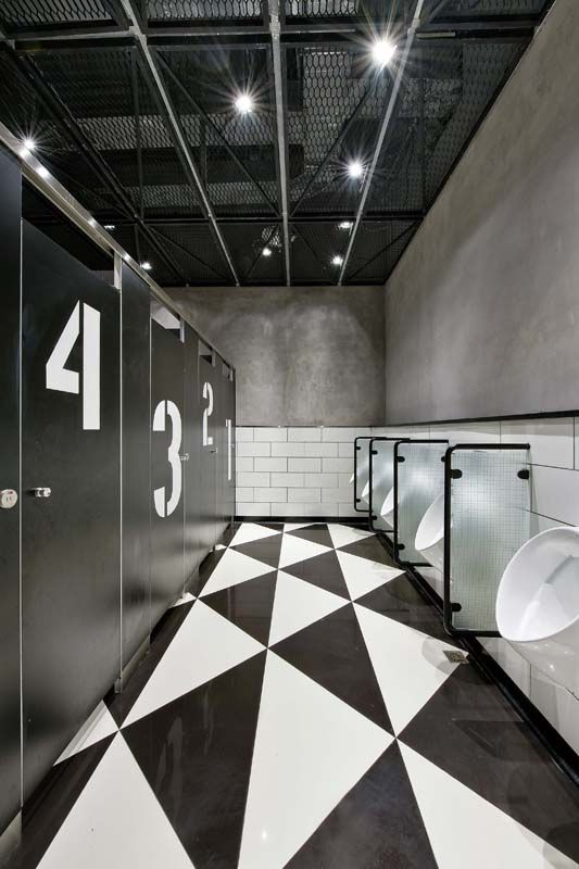 Best 25 Restroom Design Ideas On Pinterest