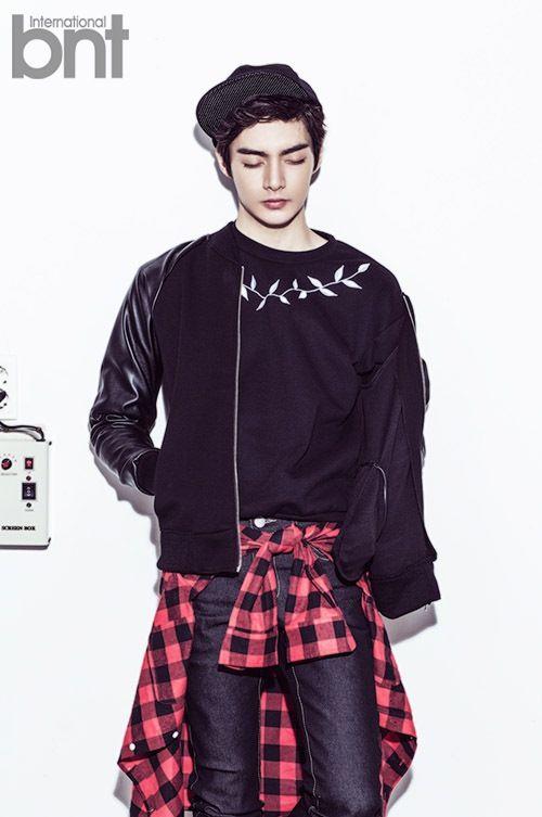 Kim Joon - bnt International November 2014