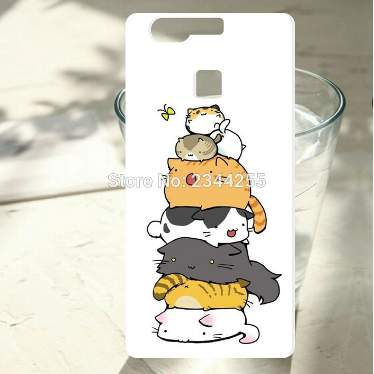 Cheap case plus, Buy Quality case hard directly from China 6 plus Suppliers: 1PCS For Huawei Ascend P9 P8 Lite MAX Kawaii Case Hard Back Cover For p7 G7 G8 plus mate 7 8 honour 6 7 4C Y5
