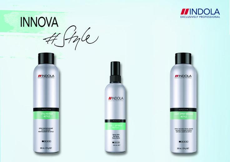 Indola Innova #Style.
