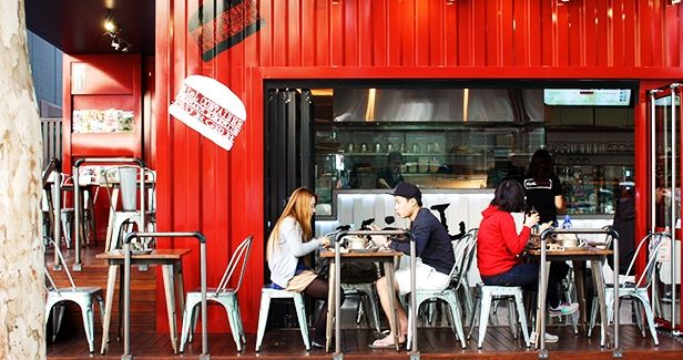 Cafe Brisbane | Miel Container | The Weekend Edition