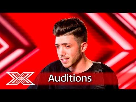 Emotions run high for Christian Burrows | Auditions Week 1 | The X Facto...