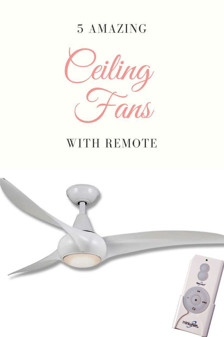 Best Ceiling Fans With Remote Control With Images Ceiling Fan With Remote Best Ceiling Fans Ceiling Fan