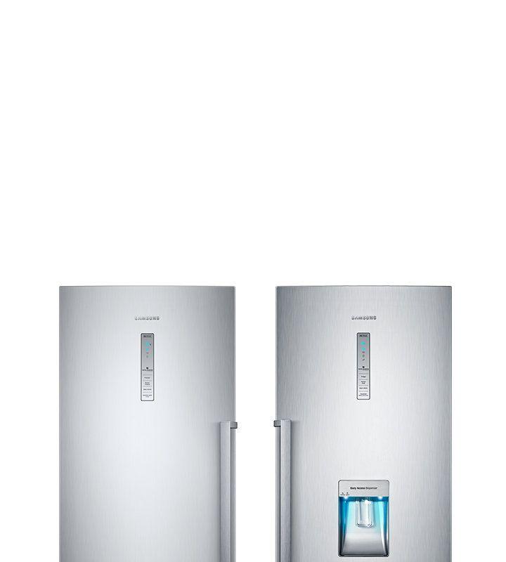 Samsung One Door Fridge Fridge And Freezer With All Around Cooling American Style Fridge Freezer Fridge Freezers Freezer