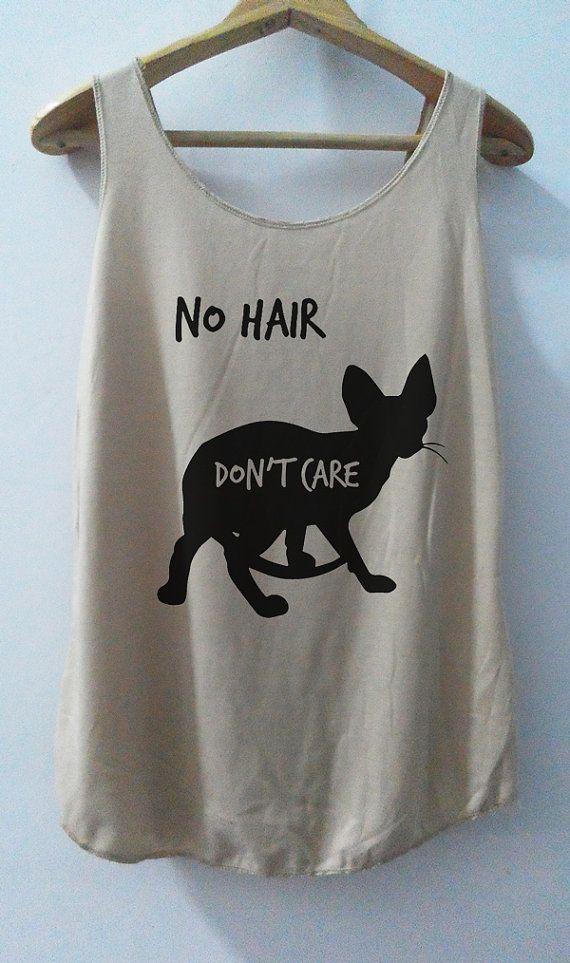 Funny sphynx cat t-shirt