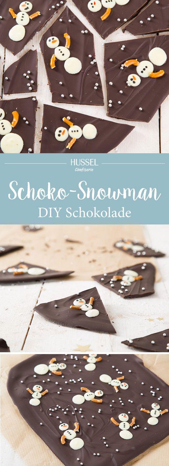 DIY Schokolade - Hussel Confiserie