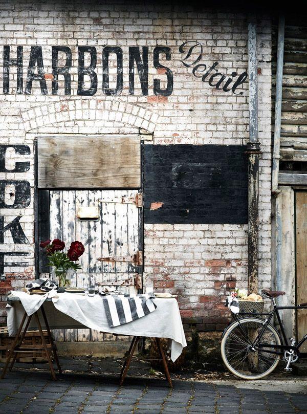 A campaign shoot for Melbourne bedlinen brand Aura, stylist - Glen Proebstel, photo - Sharyn Cairns.